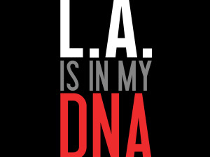 L.A. IS IN MY DNA Product Collection for Natural History Museum Los Angeles County